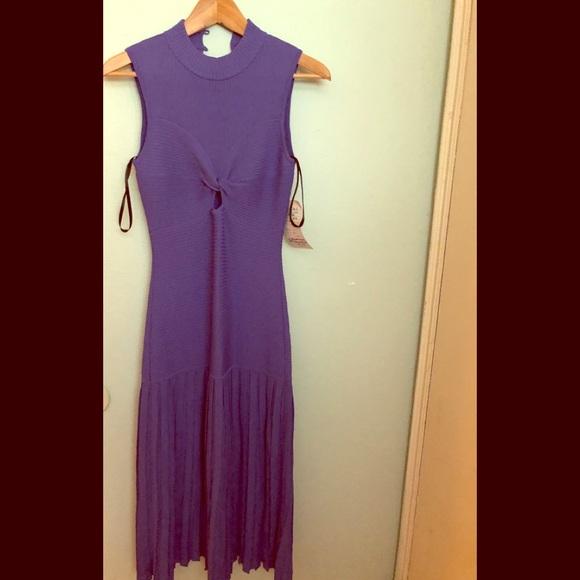 Bebe Dresses & Skirts - New Bebe knit dress